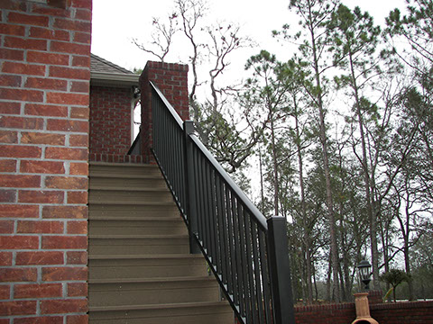 Railing Amp Handrails Installation And Repair Viking Fence