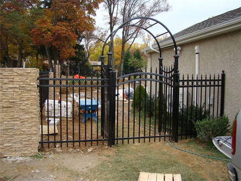 Viking Fence offers affordable services in Lawrenceville, Ga.