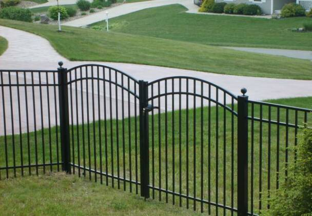 Ornamental Steel Fencing Installation Viking Fence Of