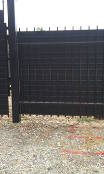 Decorative Steel Fencing ornamental steel fencing installation | viking fence of atlanta
