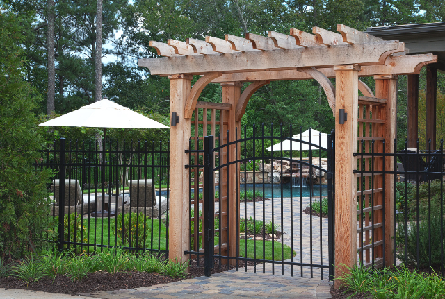 Viking Fence Atlanta offers great service and affordable prices.
